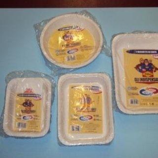 Contenitori per alimenti torino supermarket della carta - Forno tradizionale e microonde insieme ...