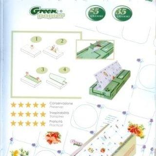 greenpapier per alimenti