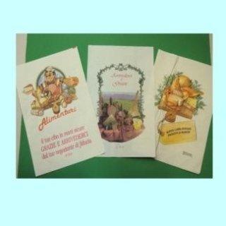buste di carta per alimenti