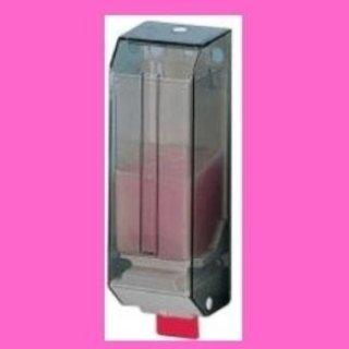 dispenser per sapone trasparente