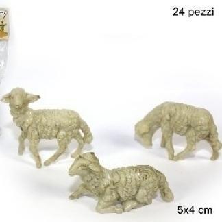 pecorelle presepe