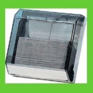 dispenser trasparente carta asciugamani