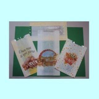 sacchetti di carta stampa pane e pizza