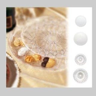 vassoi e coppette cristal
