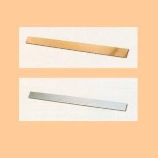 liste in cartoncino bianco patinato