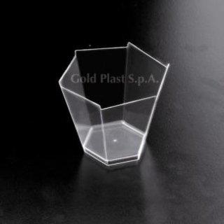 bicchiere geometrico finger food