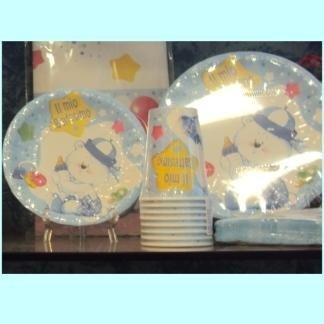 piatti e bicchieri bimbo