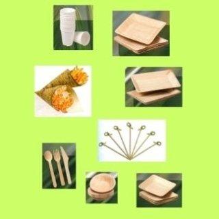 accessori in bamboo