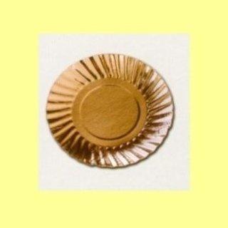 vassoi monoporzione alluminati oro