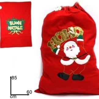 sacchi natalizi decorati