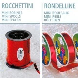 Mini rondelle e mini rocchetti uso famiglia