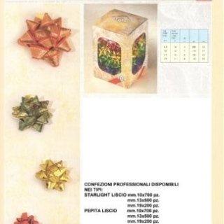 stelle per decorazione pacchi