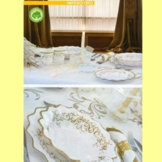 piatti decorazioni oro
