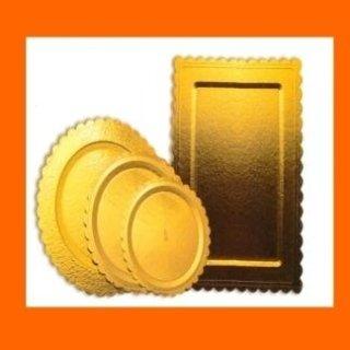 dischi e tavolette oro per pasticceri