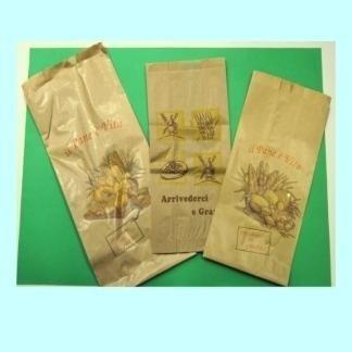 sacchetti di carta per fornaio