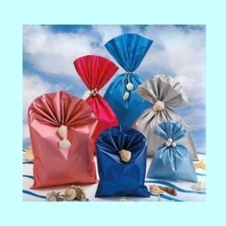 buste colorate confezione regalo