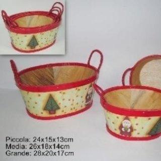 cestini per confezione regalo