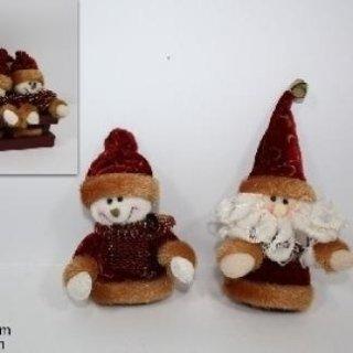 pupazzi natalizi