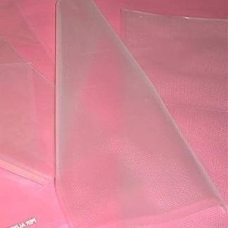 sacchetti per sottovuoto trasparenti