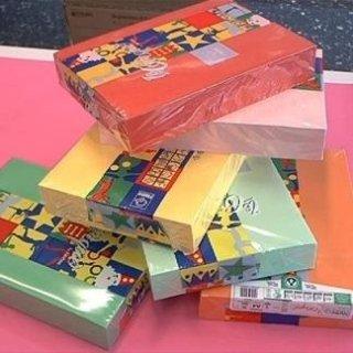blocchetti colorati per ufficio