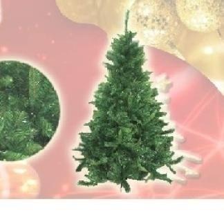 albero di Natale folto