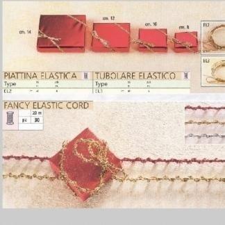 tubolare e piattina elastica