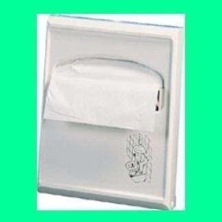 dispenser copriwater bianco