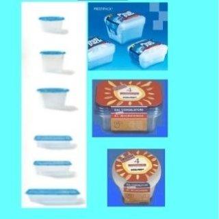 contenitori in polipropilene