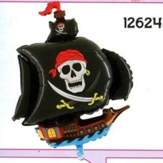 palloncino nave pirata