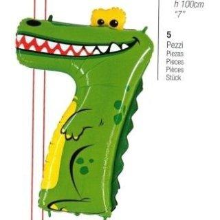 palloncino coccodrillo