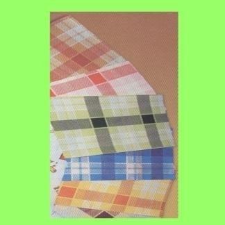 tovaglia di carta scozzese