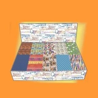 carta regalo fantasia colorata