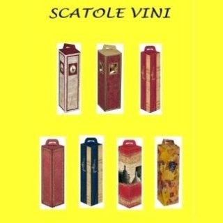 scatole per vino