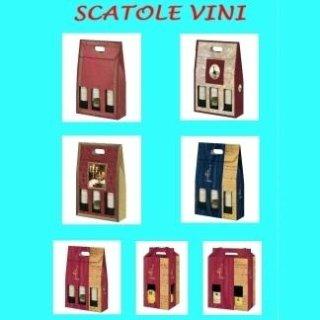 scatole per confezioni regalo vino