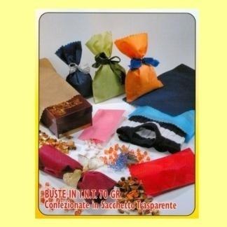 sacchetti colorati confezione regalo tnt