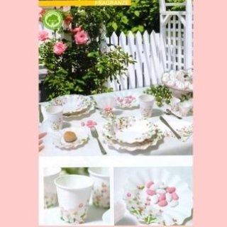 piatti decorati matrimonio