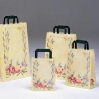 shopper carta decorate
