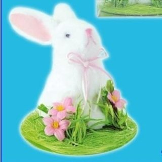 Coniglietto pasquale decorativo