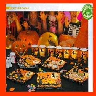 tovaglie monouso tema halloween
