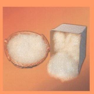 trucioli in propilene trasparente