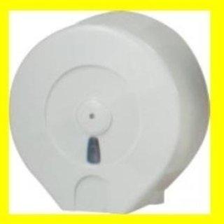 dispenser rotolo carta igienica bianco
