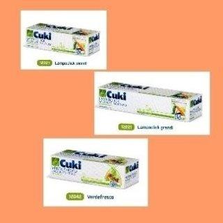 sacchetti zip per conservazione alimenti Cuki