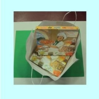 borse in carta per pizza
