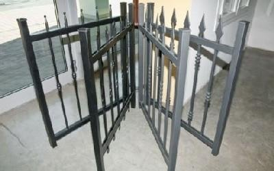 Progettazioni in ferro battuto Linea Ferro Infissi