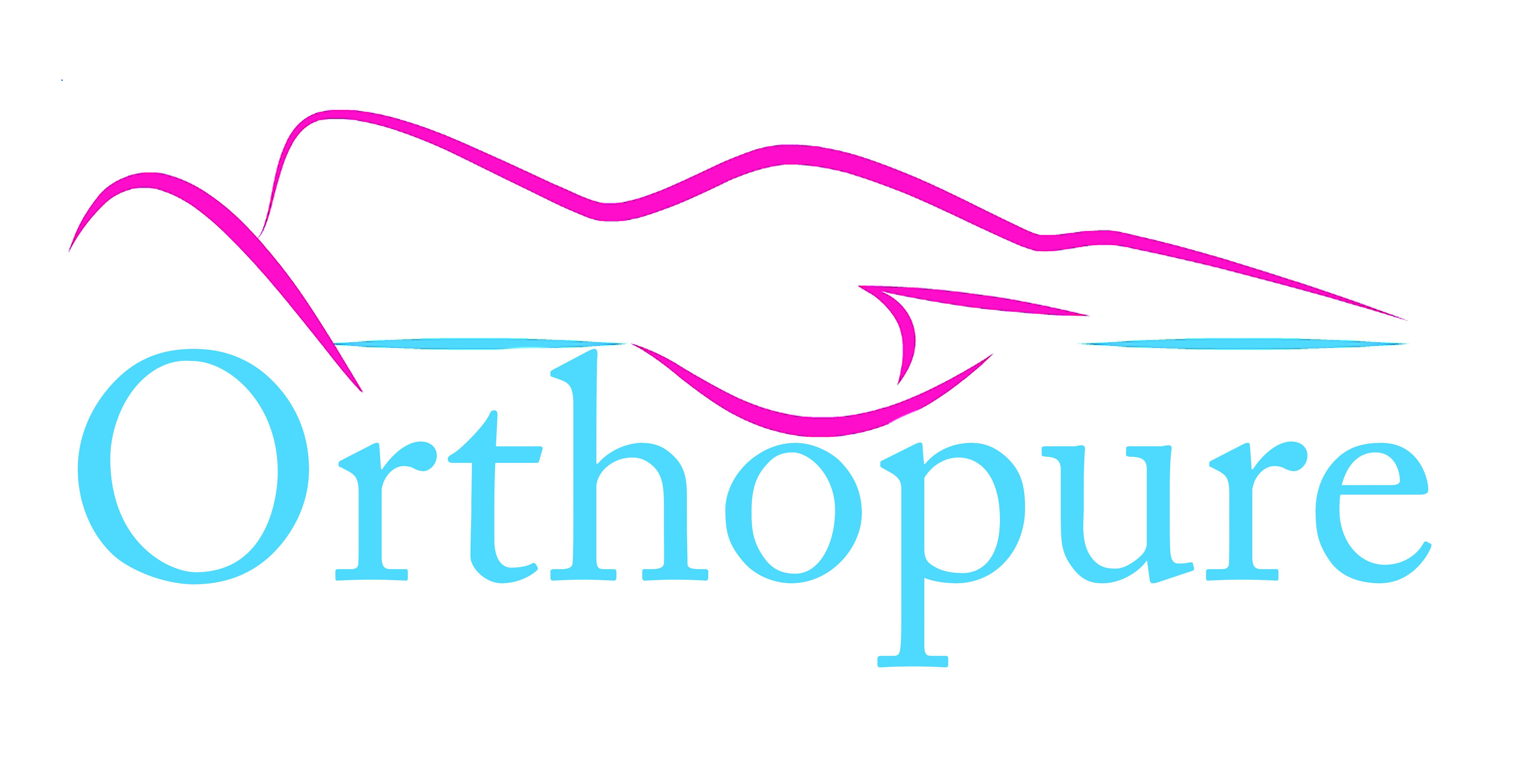Orthopure logo