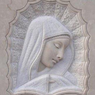 Madonna giovane