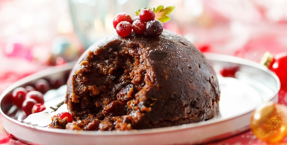 traditional English Christmas cake
