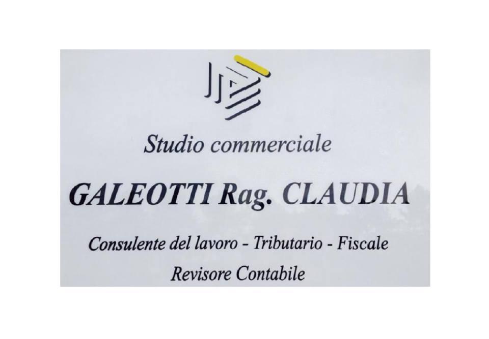 Rag. Galeotti Claudia -LOGO