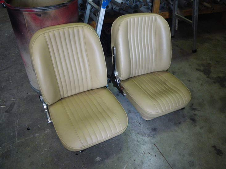 Car Seats | Melbourne | A Grade Upholstery