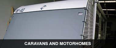 canvas motorhome